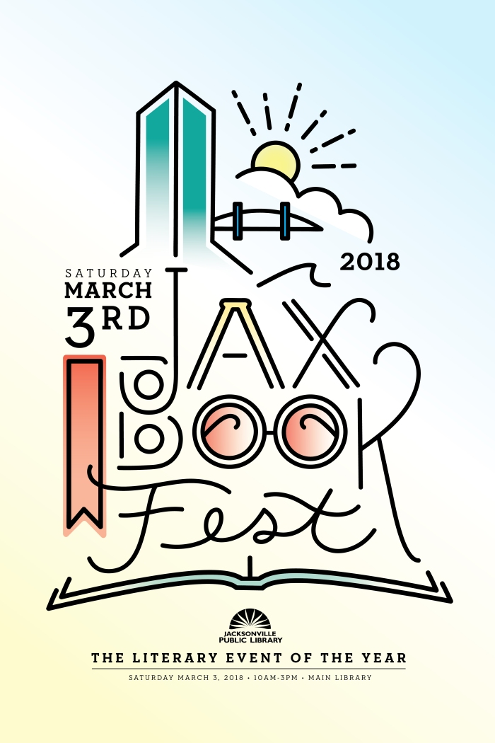 Jax Book Fest Poster Winner-01